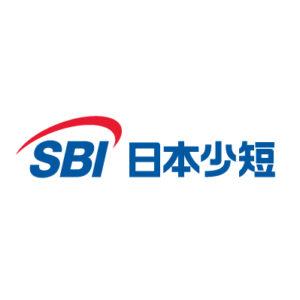 SBI日本少短ロゴ