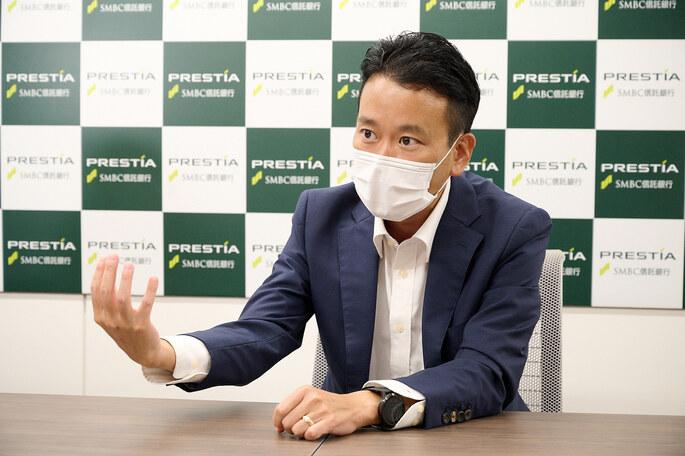 SMBC信託銀行様事例写真2小田さん